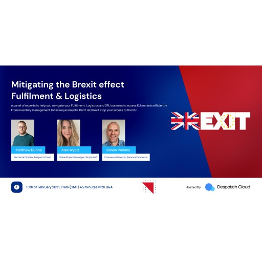 Join our webinar - Mitigating the Brexit effect