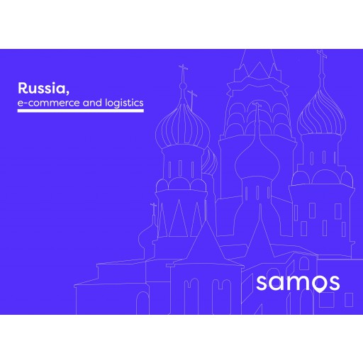 It's easier to ship to Moscow than Madrid!  - To Russia, with love!