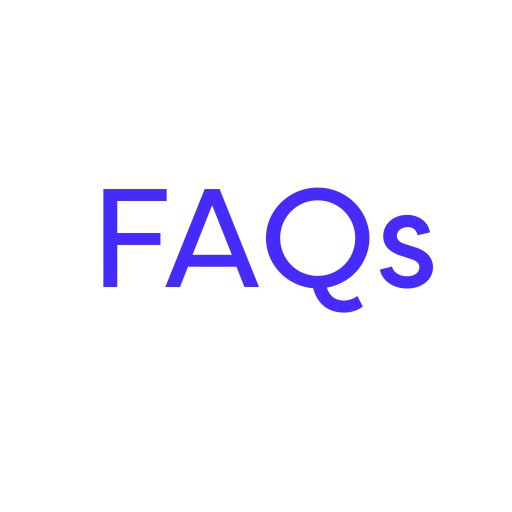 FAQs - questions we commonly get asked....