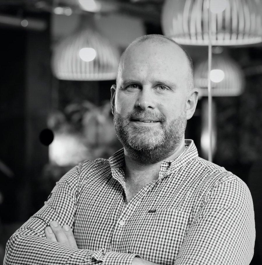 Ben Bagnulo CEO Samos e-commerce